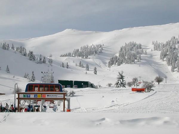 Χιονοδρομικά κέντρα στην Ελλάδα
