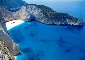 Νησάκια απέναντι από τον Άγιο Νικόλαο Ζακύνθου