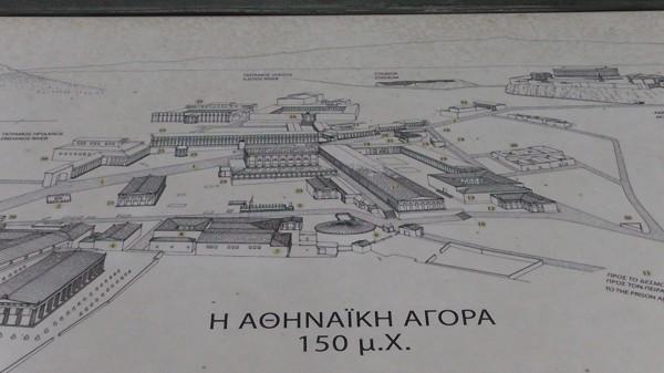 arxaia agora sthn athina